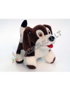 """Minkštas žaislas - Šuo """"Rudis"""""""