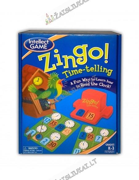 Stalo žaidimas - ZINGO laikas