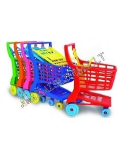 Parduotuvinis pirkinių vežimėlis