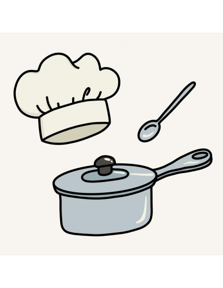 Mažiesiems kulinarams