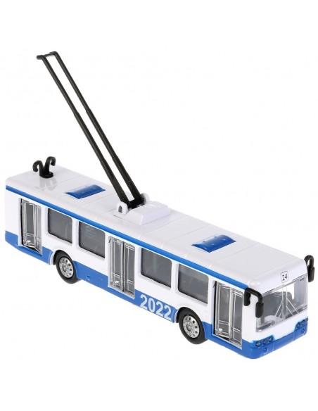 Autobusai ir troleibusas